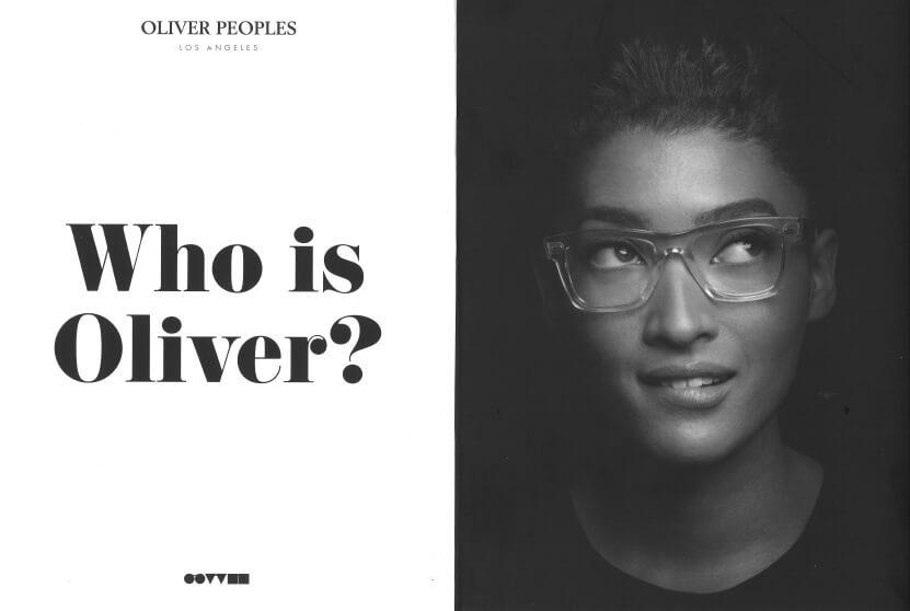 Oliver People Aktuelles
